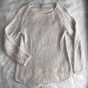 Chico's Sweaters - Chico's • Ribbon Knit Sweater